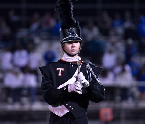 TAHS Senior to Join the Liberty University Marching Band