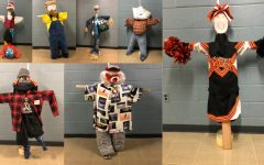 Vote for Your Favorite Ag Class Scarecrow!