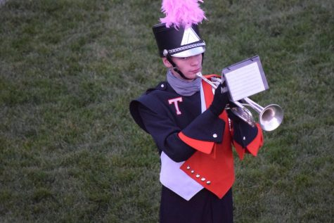 Senior Band Profile: Evan Snyder