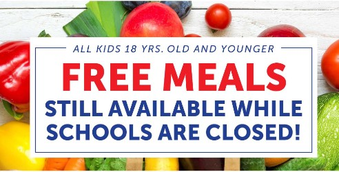 TASD to Provide Free Student Meals on Virtual Days