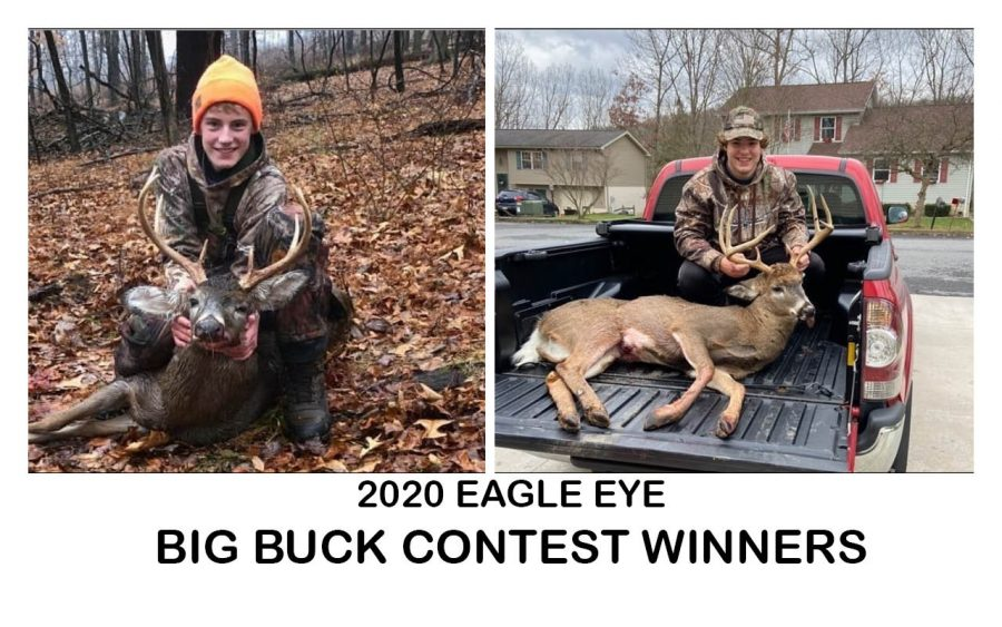 Eagle Eye Big Buck Contest Winners