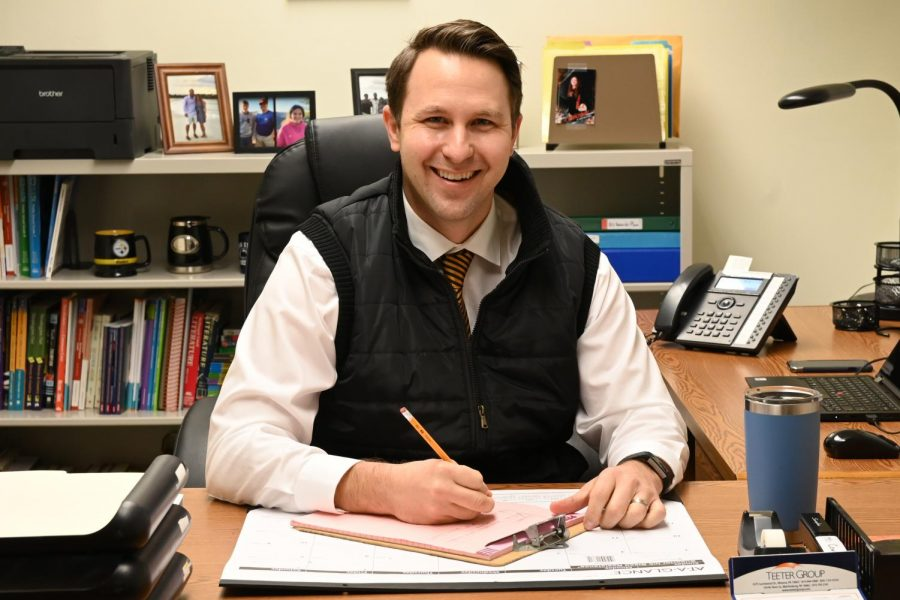 Tyrone Native Named TAMS Principal