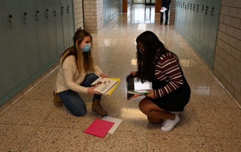 Simple acts of kindness, like helping someone out in the hall, can go a long way to improving everyone