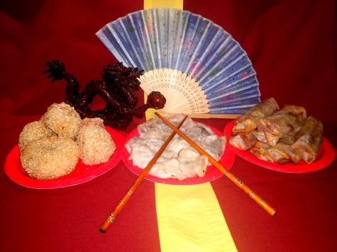 Artifacts of Asiatic Cuisine  Garnished With Customs