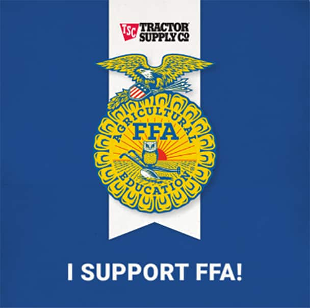 Tyrone FFA Seeks Support for Grant Program