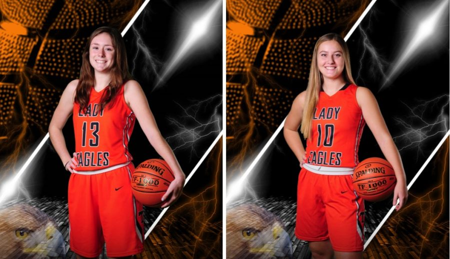 Athletes of the Week: Chesney Saltsgiver and Shannon Shaw