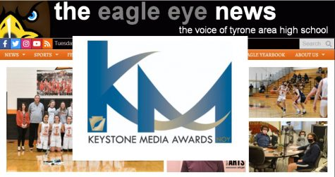 Eagle Eye Named Best Student News Website in PA for Second Year in a Row