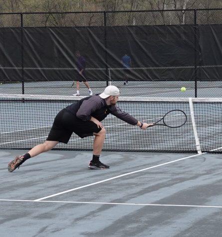 Boys Tennis Takes the Mountain League