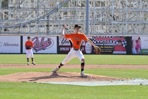 Jr. High Baseball Ups P-O at Curve Stadium
