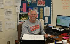 Sixth grade teacher and drivers ed instructor Scott Bouslough will retire from his teaching position at the end of the school year with 30 years of service to the Tyrone Area School District.