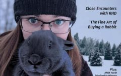 Sessamen and her rabbit were on the cover of the March-April 2021 edition of the American Rabbit Breeders Association's  Domestic Rabbit Magazine.