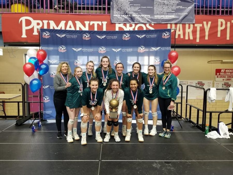 Horseshoe Volleyball Club Finds Success at Johnstown Tournament