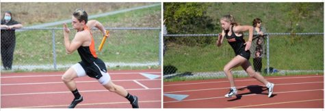 Athletes of the Week: Becca Lewis and Kolten Miller