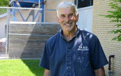 TASD groundskeeper Jeff Crofcheck