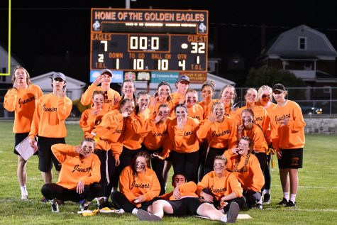 TAHS Powderpuff 2021: Photo Slideshow and Full Game Video