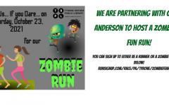 Tyrone Library & Camp Anderson to Host 5K Zombie Run