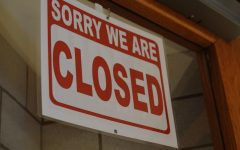 The café has been closed since the beginning of the year, it may be reopening soon.