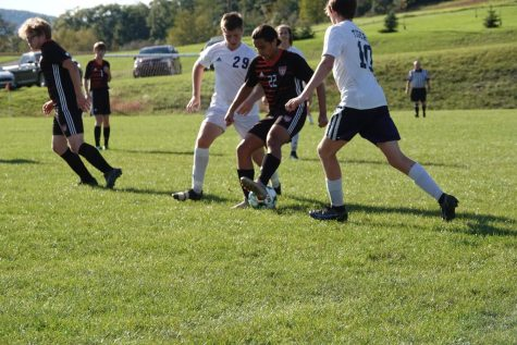 Boys Soccer Goes Winless this Week