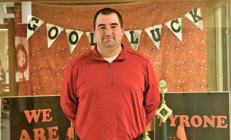 New TAHS business education teacher Derrick Soellner