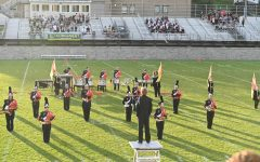 Photo Slideshow: 2021 TAHS Marching Band Home Show