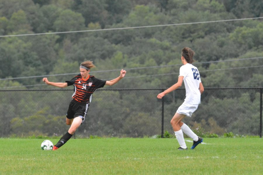 Tyrone Gets Beat on Home Soil Against Clearfield