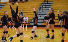 Hollidaysburg defeats Lady Eagles in Five Sets